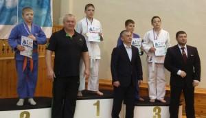 СУРГУТ турнир Егоров